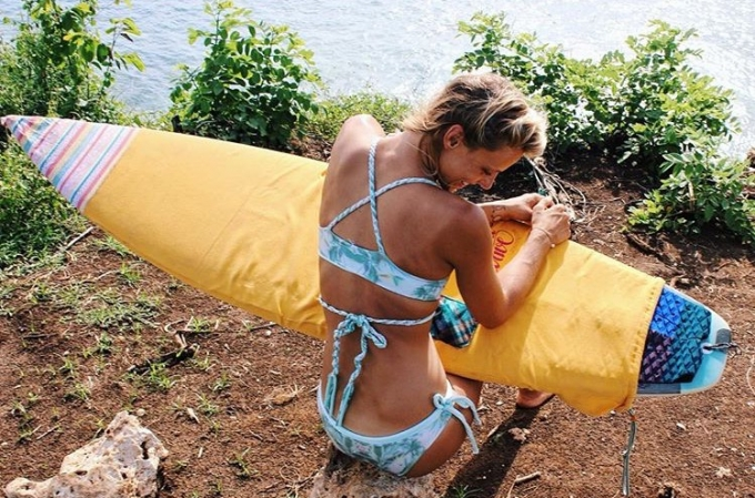 Confessions of a Surfer Girl